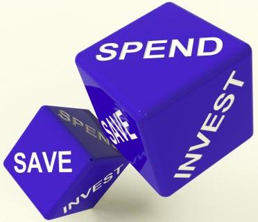Saving money tactics