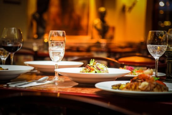 Minimize Dining out at Restaurants
