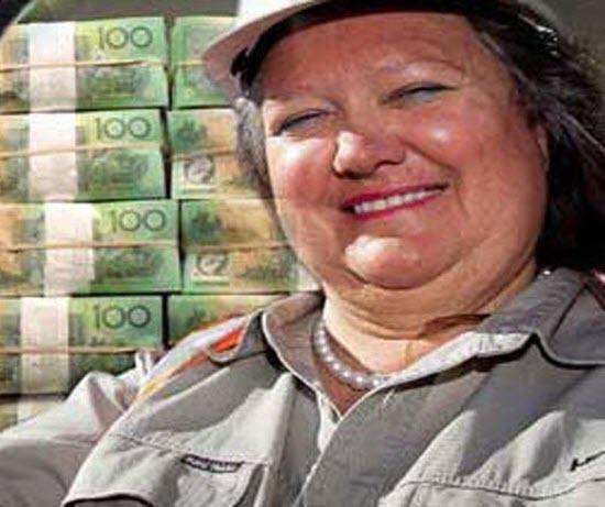 Richest Women