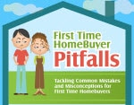 Top 12 Pitfalls First Time Homebuyers Must Avoid – Infographic