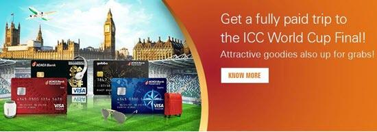 ICICI Bank Forex Card