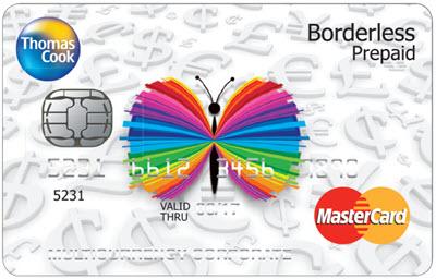 Thomas Cook Forex Card