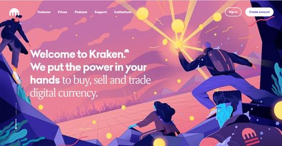 Kraken best exchange for cryptocurrency